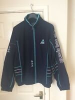 MENS XL LE COQ SPORTIF JACKET COAT VINTAGE RETRO 90S RARE OLD SCHOOL COAT
