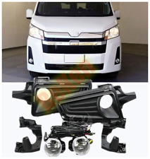 For 2019-2020 Toyota Hiace GL H300 Front bumper drive fog lamp harness Kit