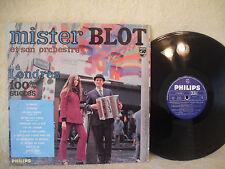 Mister Blot et Son Orchestre a Londres 100% succes, Philips,  P70.430 L, France