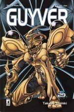 manga STAR COMICS GUYVER numero 29