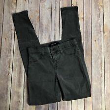 J Brand Super Skinny Armour Gray Night Indigo Wash Denim Jeans Size 25 Stretch