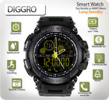 Diggro: Activity Tracker with Analog Needles Long Standby Battery (up to 1 Year)