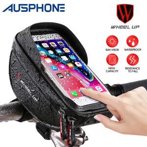 Waterproof Motorcycle Motorbike Scooter Phone Holder Bag Case For Mobile Phone