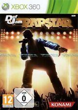 Def Jam rapstar-hip-hop música juego para Microsoft Xbox 360 nuevo/en el embalaje original