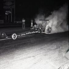 Martin & Conway Dragster @ OCIR - NHRA - Vintage 120mm Drag Racing Negative