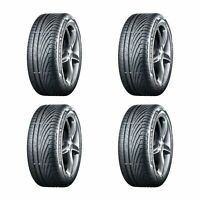 4 x Uniroyal RainSport 3 Performance RunFlat Road Car Tyres - 205 45 17 84V SSR