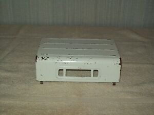 NYLINT 1960'S FORD SERIES PICKUP TRUCK WHITE CAMPER SHELL ASSEMBLY #1