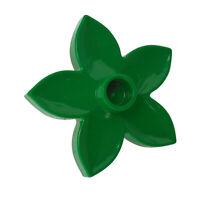 Lego Duplo 10 Stück grüne Blumen Neu Blume Pflanze Pflanzen 6510