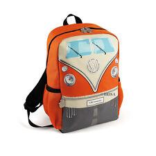 Backpack Small T1 Camper Van Bus Orange Volkswagen VW Collection by BRISA BUBP14