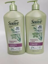 Suave Professionals Rosemary Mint Shampoo and Conditioner, 18 oz - 2 ct