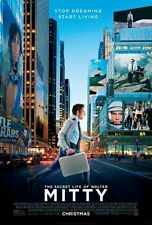 Secret Life Of Walter Mitty Movie Poster 24Inx36In Poster