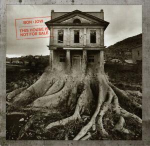 Bon Jovi This House Is Not For Sale 2016 CD Neuf/Scellé