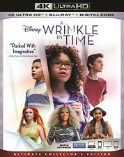 A Wrinkle in Time (4K Ultra HD)(UHD)(Atmos)