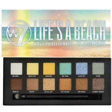 W7 Life's A Beach Eyeshadow Palette Metallic Summer Sunkissed Bronze Shades