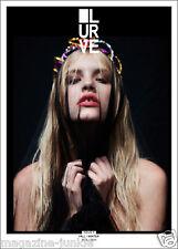 Ashley Smith Hannalore Knuts Anna Dello Russo Givenchy Lea T LURVE MAGAZINE No.4