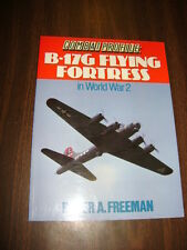 Combat Profile B-17 Flying Fortress by Roger A. Freeman (1990, Paperback)