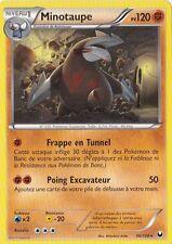 Minotaupe -N&B:Explorateurs Obscurs-56/108-Carte Pokemon Neuve France