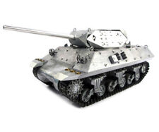 1:16 Mato Us M10 Wolverine Rc Tank Destroyer 2.4Ghz Infrared 100% Metal