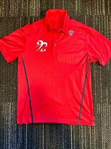 Team Japan, Japanese National Lacrosse Team Polo shirts. Traded with players JLA