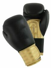 Custom Cowhide Leather Boxing Gloves for competition, Sparing for Men and Women