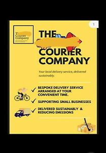 A Ready Made Courier Business Plan For Sale