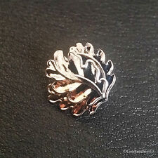 WW2 German Silver Plated Oak Leaf Special for Knights Cross