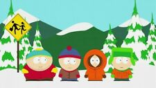South park Poster Length: 800 mm Height: 450 mm SKU: 14924