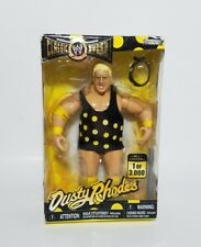 Classic Superstars Dusty Rhodes Figure, Limited Edition 1 of 3000 WWE WWF