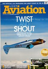 Light Aviation Magazine 2009 December Miles Speed Hawk Six,Silence Twister