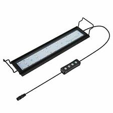 9W Full Spectrum Aquarium Light with Aluminum Alloy Shell Extendable Brackets