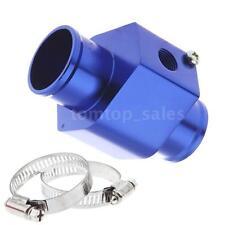 Blue 28mm Car Water Temp Joint Pipe Temperature Sensor Gauge Radiator Hose D6F4