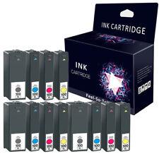 12 COMPATIBLE INK CARTRIDGE FOR LEXMARK 100XL Impact S305 Interpret S405 PRINTER