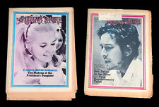 Rolling Stone Magazine 1971 - ** 8 ** original issues