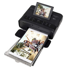 Canon SELPHY CP1300 Wireless Compact Photo Printer Black - A