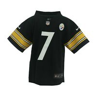 Pittsburgh Steelers Ben Roethlisberger Official NFL Nike Youth Kids Size Jersey