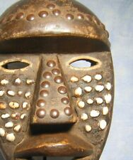 AFRICANTIC MASQUE KRAN ART AFRICAIN ANCIEN STATUE AFRICAINE AFRICAN MASK AFRIQUE
