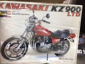 Revell h-1520 Kawasaki KZ900 LTD MOTORCYCLE 1/12 McM FS