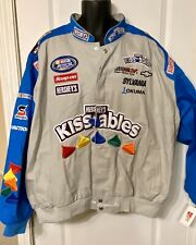 Hersheys Kissable Collectors Racing NASCAR Cotton Twill Jacket - Size 4XL- New