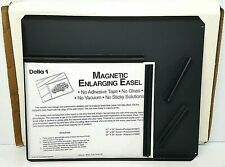 "NEW Delta 1 11x14"" Darkroom Enlarging Magnetic Easel 3x5 5x7 8x10 4x6 10x13"