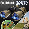 20x50 Binoculars Day/Night Military Army Zoom Powerful Optics Hunting
