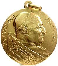"""Roma (Giovanni XXIII """"il PAPA Buono"""") Medaglia"""