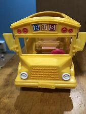 Lala Loopsy Mini Doll School Bus With doll and Accessories