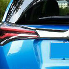 For Toyota RAV4 2016-2018 ABS Chrome Tail Rear Trunk Lid Cover Trim Moulding