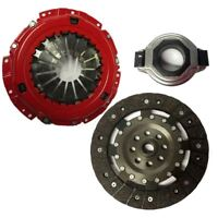 COMPLETE HEAVY DUTY CLUTCH KIT FOR A NISSAN X-TRAIL SUV 2.2 DI 4X4