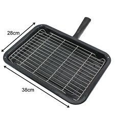 MENSOLA Allungabile /& piccolo quadrato GRILL PAN Rack per cata Forno Fornello