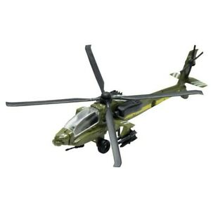 """Helicopter Apache-AH-65, Diecast 4.5"""" by InAir, New, Rare"""