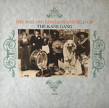 The Kane Gang - The Bad And Lowdown World Of The Kane Gang (LP) (VG-/VG-)