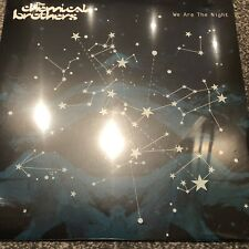 THE CHEMICAL BROTHERS – WE ARE THE NIGHT 2 X VINYL LP - NEW/SEALED