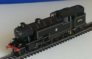 Hornby R2913 Thomson L1 2-6-4T Tank No 67772, Black Livery, Excellent, Boxed