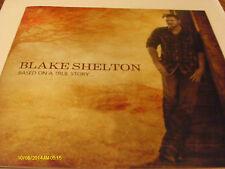 Blake Shelton 2008 ACM Voter Request & 20 Page Photo Booklet